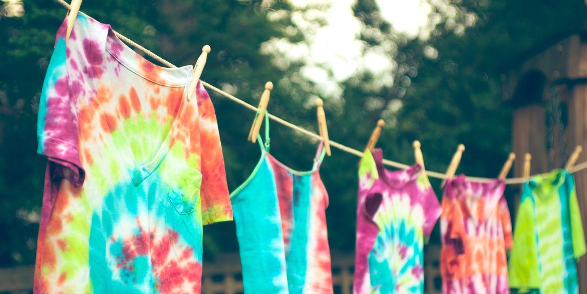 Tie Dye Party!